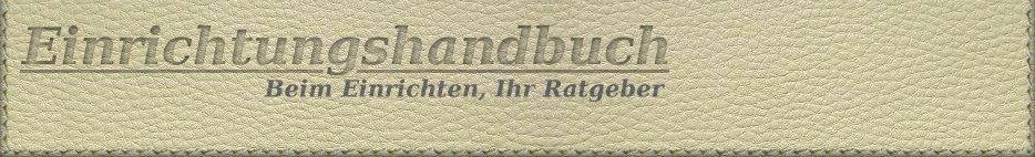 Handbuch-Einrichtung.de